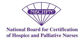 National Board for Certification of Hospice and Palliative Nurses